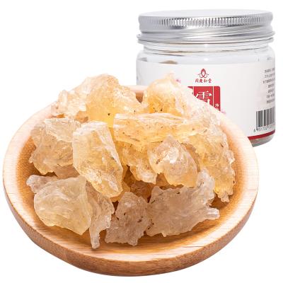 同庆和堂 雪燕 精选雪燕 50克 天然植物胶质 可搭配桃胶皂角米 瓶装