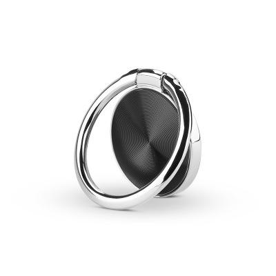 VIPin 手机支架 锌合金纤薄 金属扣指环支架 懒人支架 适用机型手机平板通用苹果安卓 华为 小米 手机座 体积 黑色