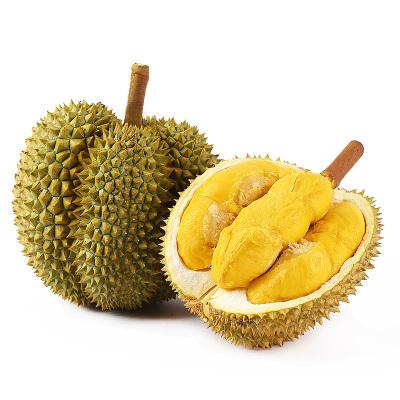 【預定7.16日發貨】泰國進口 巴掌金枕頭榴蓮3-4斤1個裝 新鮮水果 果肉香甜,細膩軟糯 香甜每一口 熱帶水果