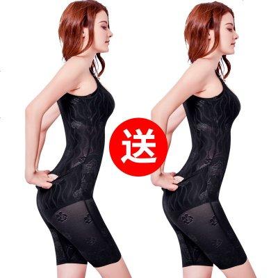 產后女收腹束腰燃脂塑身內衣強連體美體塑形瘦身肚子無痕盆骨神器