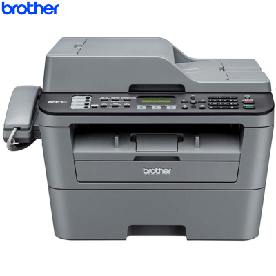 兄弟(brother)MFC-7380黑白激光打印机一体机 性能稳定 30页/分钟