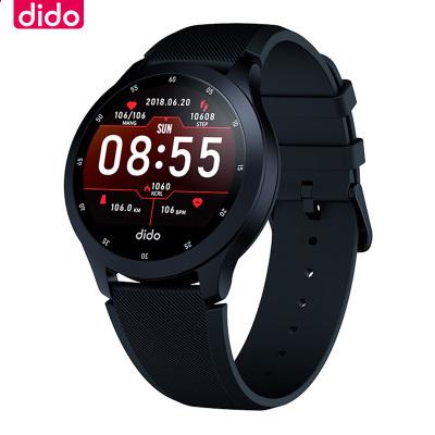dido户外运动多功能智能手表运动手表计步跑步运动防水安卓学生测心率手环手表%100防水