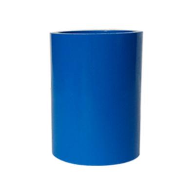 帮客材配 安居士 PVC直接(蓝色)φ25 整件销售1100个一件