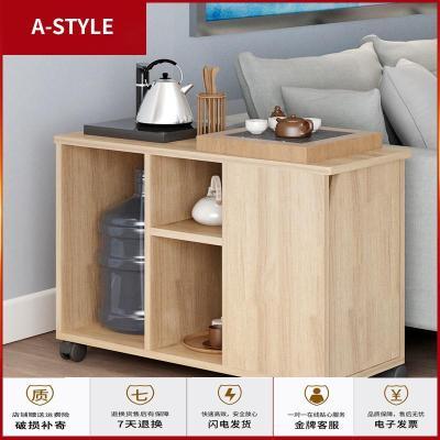 蘇寧放心購小茶幾角幾簡約迷你沙發邊柜客廳邊幾邊桌現代床頭桌方桌子儲A-STYLE