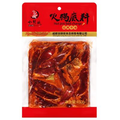 小龙坎经典牛油火锅底料450g麻辣香锅麻辣烫调料重庆四川特产火锅底料