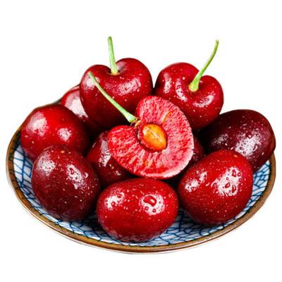 大連美早大櫻桃車厘子 2斤裝 新鮮水果 生鮮水果 其他 青孖集水果
