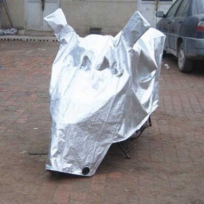 車衣適用輕騎鈴木125優友125摩托車防曬防雨防塵車衣車罩