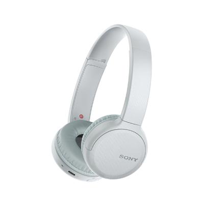 索尼(SONY)WH-CH510 无线立体声耳机 白色