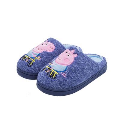 小猪佩奇PEPPAPIG儿童棉拖鞋宝宝拖鞋男女童家居鞋9803