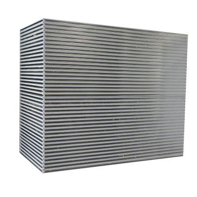 手工巖棉彩鋼板復合夾芯板火隔音隔熱保溫板吊頂外墻50/100mm