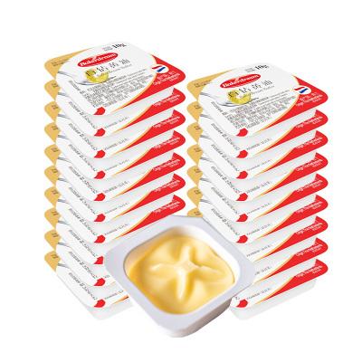 百鉆無鹽黃油10g*10粒 家用獨立小包裝牛排專用雪花酥材料