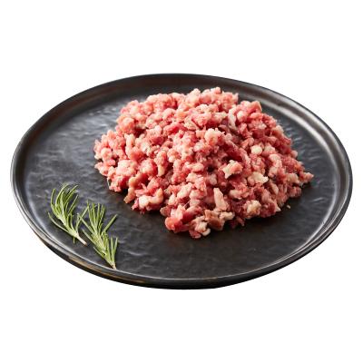 沛德 巴拿马进口甄选牛肉馅冷冻生鲜馅料 400g