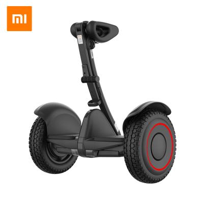 小米平衡车 定制版Ninebot 九号平衡车燃动版 智能电动体感车(黑)