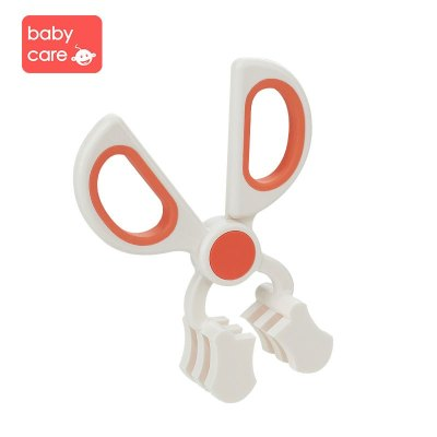 babycare輔食剪刀嬰兒寶寶多功能食物研磨器外帶便攜輔食工具 里瑟米 2383