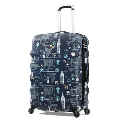 AMERICAN TOURISTER брэндийн PC аялалын чемодан 20Q 21 инч саарал