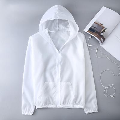 2019春夏季女士風衣新款短韓版夏季超薄透氣速干戶外防曬衣外套