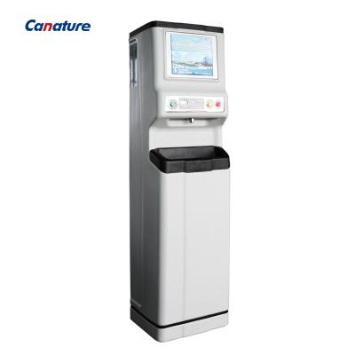 開能(canature)奔泰AC/KDF1000-2B凈水器家用商用直飲加熱一體機過濾立式冷熱機飲水機辦公室直飲機