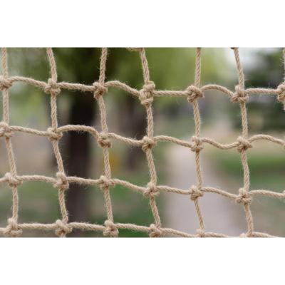 隔斷裝飾網閃電客格酒吧復古棚吊頂網掛衣網樓梯防護網子攀爬網繩 8毫米粗繩子8厘米網孔1平方