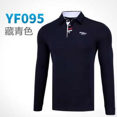 高尔夫球服 男士长袖T恤 高尔夫比赛同款上衣球队可定制