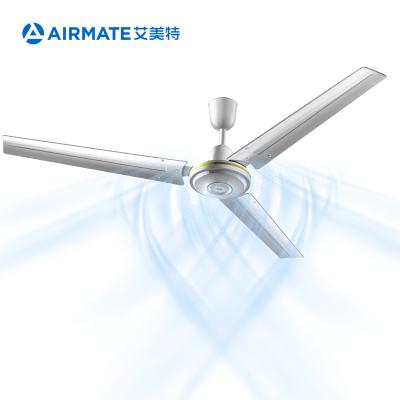 艾美特(Airmate) 電風扇 FZ5608(1臺裝) 吊扇 風扇 電扇 客廳家用 餐廳 工程靜音 56寸