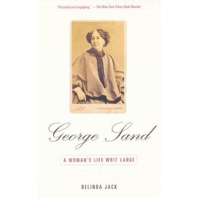 George Sand(ISBN=9780679779186) 英文原版