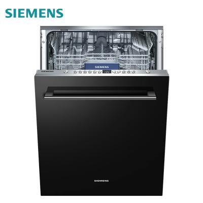 西門子(SIEMENS)洗碗機SJ636X02JC嵌入式13套家用自動洗碗器 高溫消毒