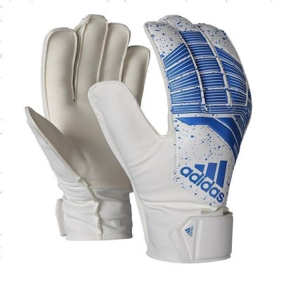 adidas阿迪达斯 猎鹰青少年儿童常规款聚酯纤维门将守门员手套 DN8562
