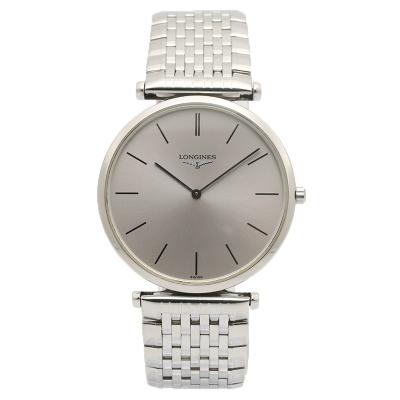 【二手95新】浪琴LONGINES优雅系列L4.709.4.72.6男表石英奢侈品钟手表腕表