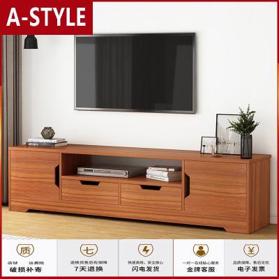 蘇寧放心購北歐風格家具現代簡約小戶型客廳簡易電視柜單柜臥室單個電視機柜A-STYLE家具