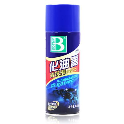 保賜利(botny) 化油器清洗劑 B-1115 450ML
