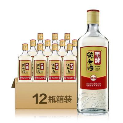 勁牌 50度 毛鋪純谷酒 500ml*12瓶 裸瓶箱裝
