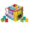 Fisher Price费雪 探索学习六面盒(双语)益智婴幼儿玩具6-12个月240*197*253塑胶 CMY28