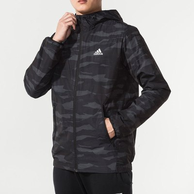 Adidas阿迪達斯男裝2020秋季新款正品運動休閑防風夾克外套DW4652