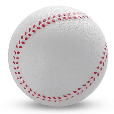 岑岑PU棒球泡棒球彈力球PU壓力壘球泡壘球學生軟式棒球