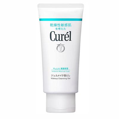 珂潤(Curel) 潤浸洗面奶保濕水乳液面霜面部護膚 潤浸保濕卸妝乳卸妝蜜啫喱130g