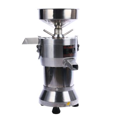 纳丽雅(Naliya)磨浆机商用豆腐机浆渣分离机豆浆机 100型不锈钢精品款