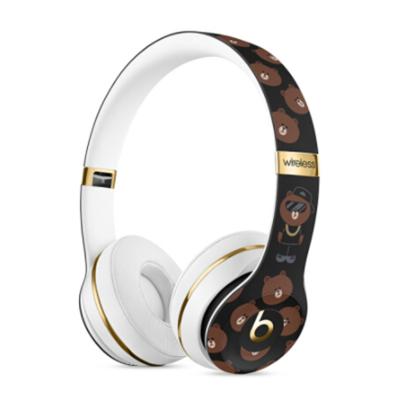 【二手99新】Beats Solo3 Wireless 头戴式 蓝牙无线耳机 手机耳机 布朗熊限量版 99新