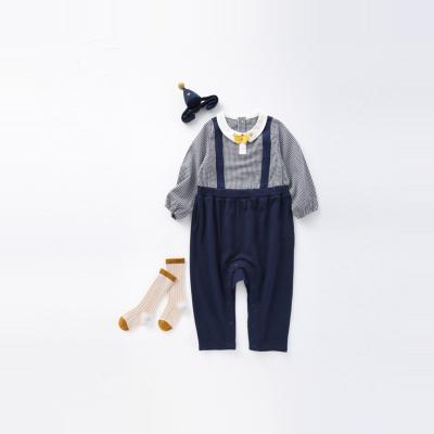 巴拉巴拉嬰兒套裝禮盒新生兒衣服嬰兒用品寶寶衣服滿月禮物三件套