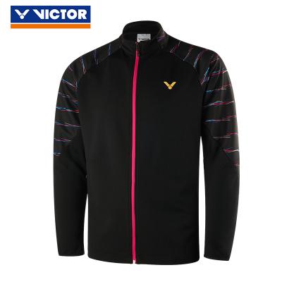 VICTOR/威克多 羽毛球服春季男女款比賽系列羽毛球服 針織外套 90600