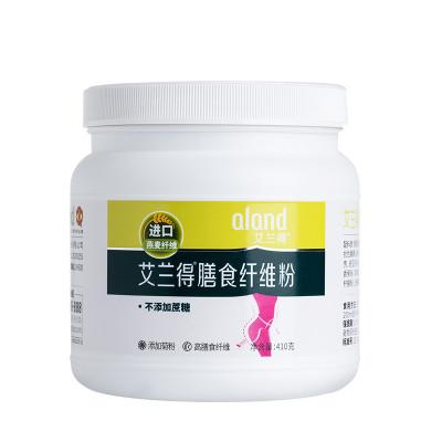 艾蘭得膳食纖維粉水果粉燕麥纖維無蔗糖女性成人410g/罐