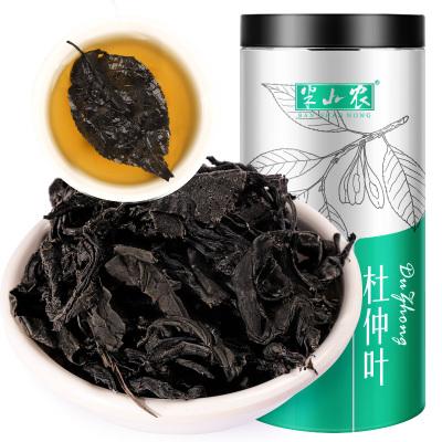 半山農 杜仲茶葉 杜仲葉 花草茶100克/瓶 杜仲嫩芽養生茶