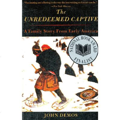 1001UNREDEEMEDCAPTIVE,THE(ISBN=9780679759614)英文原版