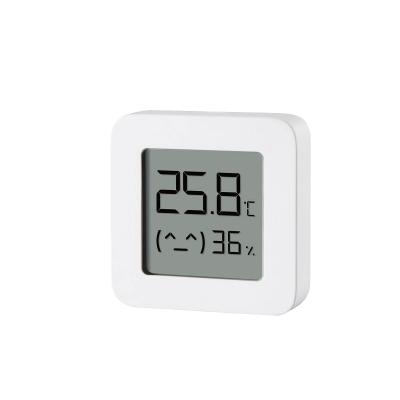 小米米家電子溫濕度計2家用臥室智能精密精準藍牙溫度計濕度計