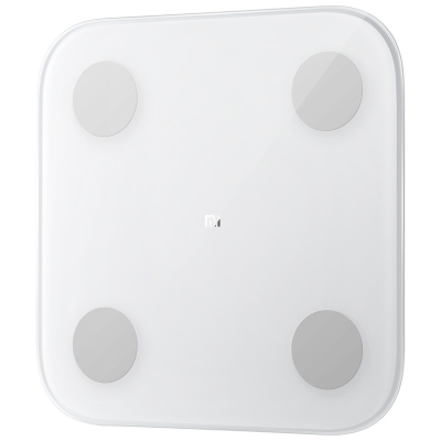 小米(mi) 体脂秤2代 智能家用电子体重秤 手机APP智能控制