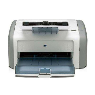 HP LaserJet 1020 Plus黑白激光打印機 學生打印作業打印