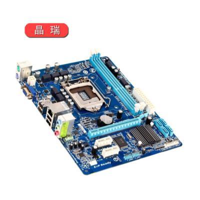 【二手9成新】技嘉 臺式機主板 H61( 二代三代CPU )( 1155針 DDR3 ) 小板