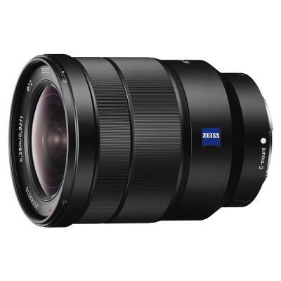 索尼(SONY)SEL16-35 全畫幅蔡司廣角變焦微單相機鏡頭 索尼E卡口 濾鏡口徑72mm