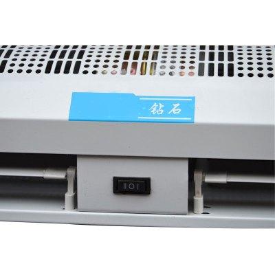 【苏宁自营】钻石风幕机0.9米风帘机空气幕自然风 带遥控 清洁设备