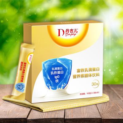 丹吉儿牌 乳清蛋白营养素固体饮料
