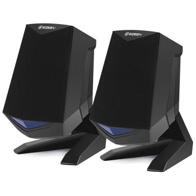 逸致A4電腦音響 臺式通用 電腦音箱 手機筆記本臺式機電腦通用電腦音響USB供電有線低音炮小音箱